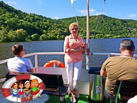 Экскурсия по реке Эльба Labe и ее история
