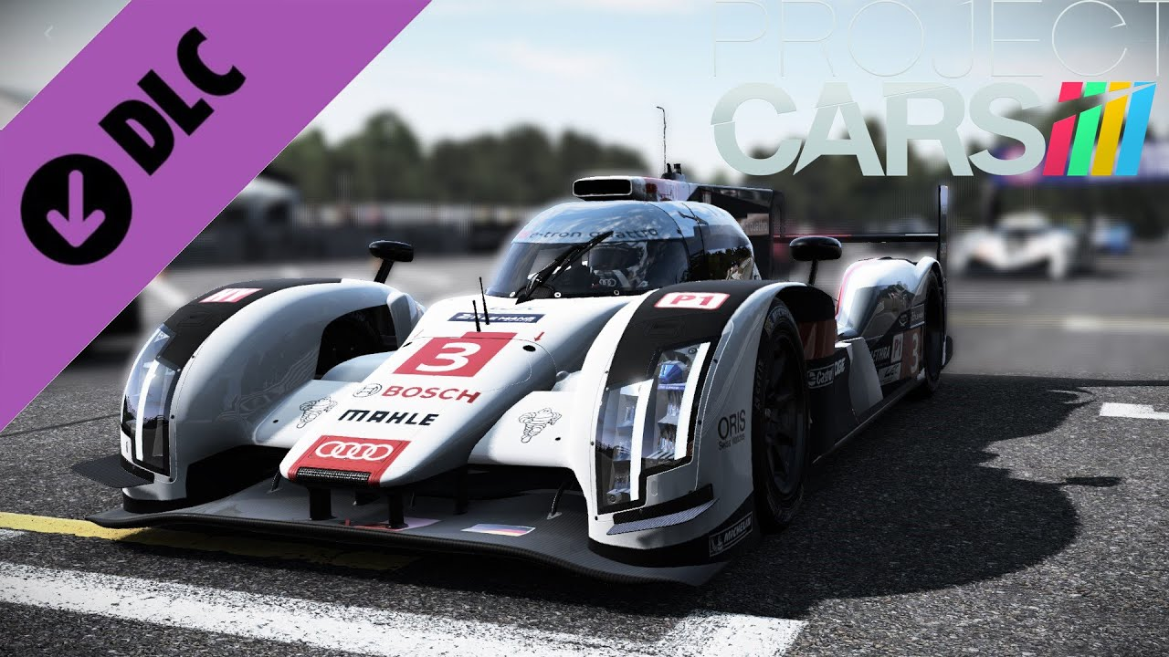 Project Cars Audi R18 E Tron Quattro Dlc Youtube