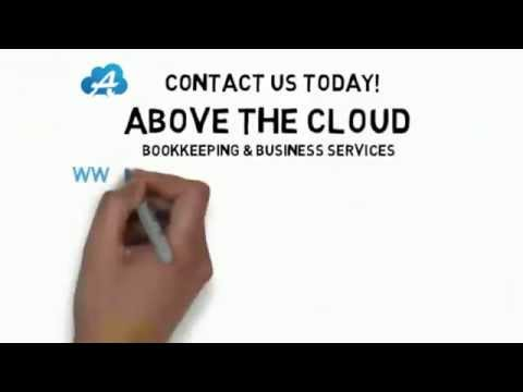 Toronto Bookkeeping – Mississauga Bookkeeping – Above The Cloud