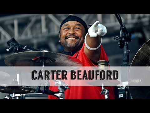 HEROES Ep4 - CARTER BEAUFORD - My Most Influential Drummers