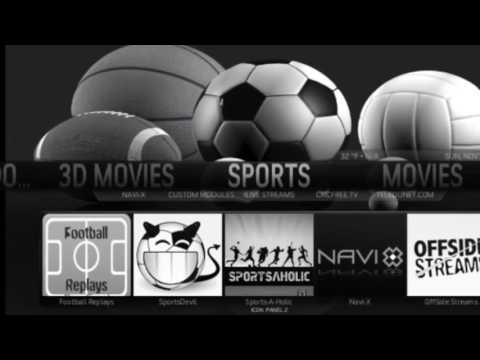 M8 4K Ultra HD ANDROID TV BOX Custom Interface Explained Live Sports Movies TV Shows