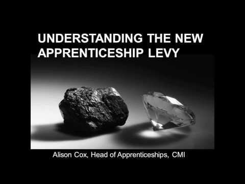 The Apprenticeship Levy - Funding Update