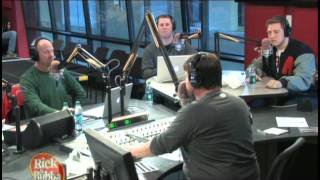 Blake (Boomer) Burgess on Rick & Bubba Show