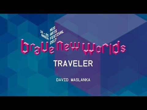 Traveler by David Maslanka