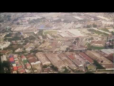 Landing Kinshasa.wmv