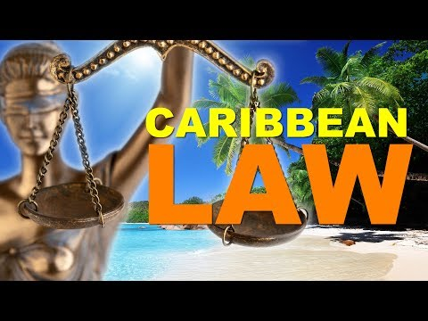 Caribbean Law - Gideon McMaster - REAL TALK