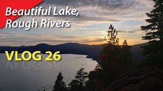 Beautiful Lake, Rough Rivers – Poker Vlog 26