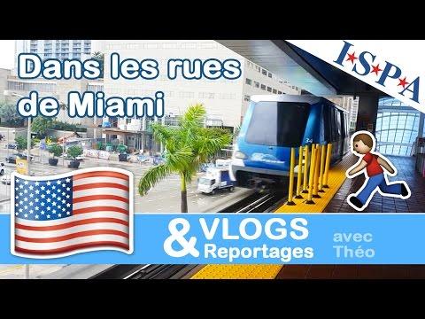 #VLOG avec Théo - Une journée à Miami (temps libre et transports)