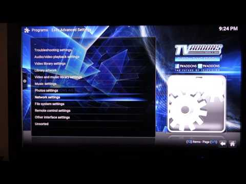 How to Increase Kodi XMBC Buffer Size for Smoother Playback
