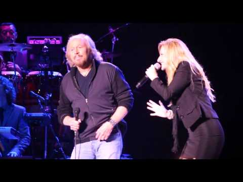 HD Barry Gibb (w. Beth Cohen) - Guilty (live from the Jones Beach Amphitheater)