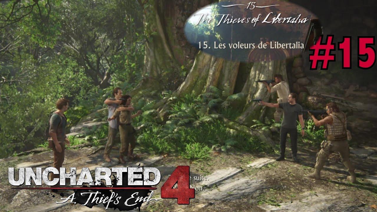 Uncharted 4 Les Voleurs De Libertalia