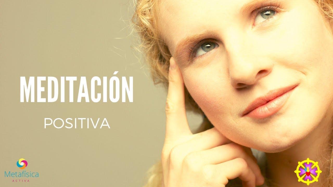 """MEDITACIÓN POSITIVA - """"CURSO: NO SUFRAS MÁS"""""""