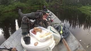 Фото Рыбалка на реке в малую воду. 31.07.21 г.