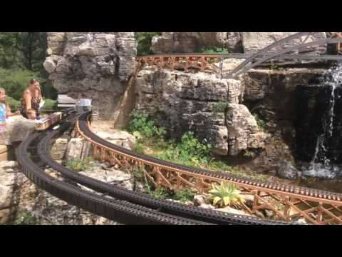 The Magic of Trains - Taltree Arboretum & Gardens (Valparaiso, IN)