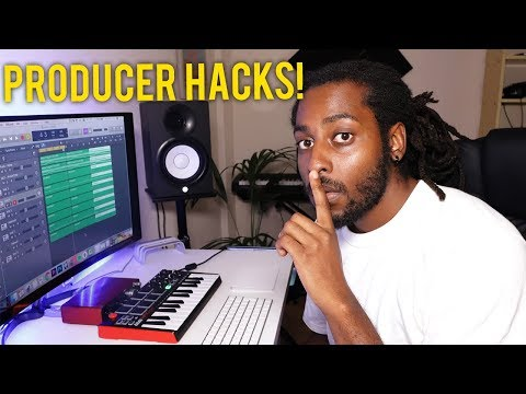 *PRODUCER CHEAT CODE* How To Make Beats Like Top Producers And Be More Efficient