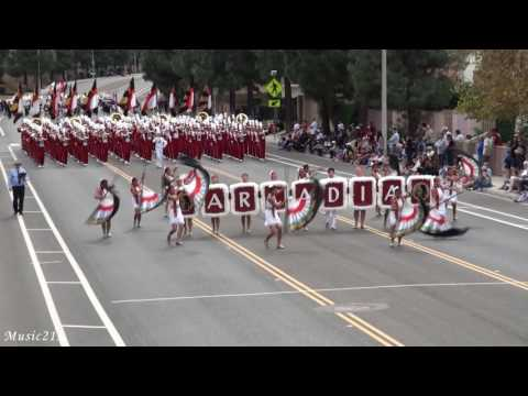 Arcadia HS (Varsity) - The Purple Carnival - 2016 Riverside King Band Review