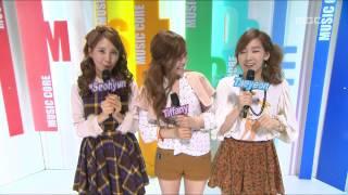 음악중심 - Closing, 클로징, Music Core 20121103