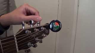 Snark SN-5 Guitar Tuner Demo