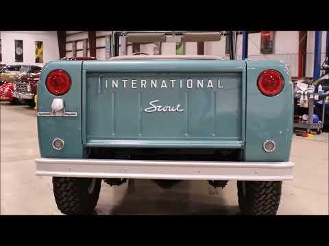 1967 International Scout 800