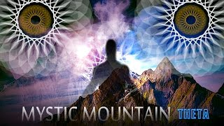 Deep Theta Meditation - Mystic Mountain - Ambient Electro with Binaural Beats
