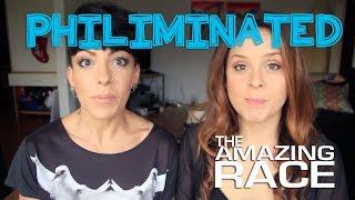 """Philiminated"" - Amazing Race - Ep 9 Recap - KymNonStop"