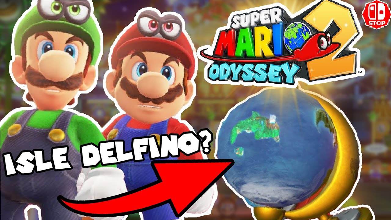 7 New KINGDOM Ideas For Super Mario Odyssey 2!