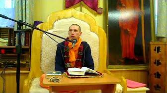 Шримад Бхагаватам 3.25.20 - Абхай Чайтанья прабху