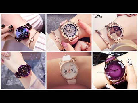 Beautiful Wrist Watches Designs Collection