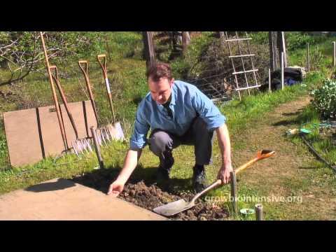 Session 3 Part 1: GROW BIOINTENSIVE: A Beginner's Guide -- Garden Bed Preparation