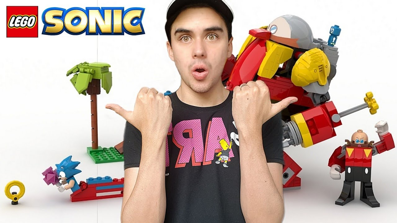 Download Primer Set Oficial LEGO SONIC | Diego Loppz