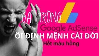 Xử Lý Vấn Đề Bị Tắt Kiếm Tiền Youtube Do Lỗi Trùng Google Adsense | Duy MKT