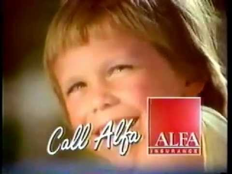 Giant Octopus! - ALFA Insurance Commercial from 1993
