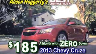 Alison Haggerty's BEST Chevrolet and Buick