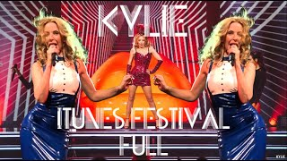 Kylie Minogue - ITUNES FESTIVAL FULL | Kylie Minogue Video
