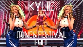 Kylie Minogue - ITUNES FESTIVAL FULL | Kylie Minogue Video