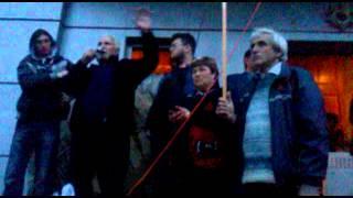 Луганск против киевской хунты и западных фашистов высказываем свое мнение thumbnail