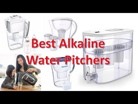 Top 8 Best Alkaline Water Pitchers 2020