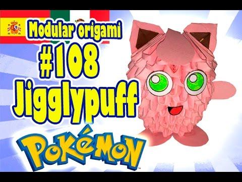 Origami Pikachu Tutorial - Cute Origami Pokemon! - Paper Kawaii   360x480