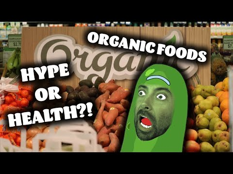 Health and Organic foods-  are they worth the cost?!