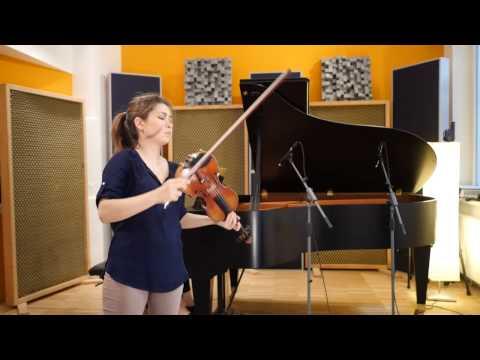 Ravel Tzigane - Julia Turnovsky