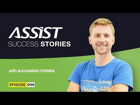 Meet the team - Ep. 6   Interviu cu Alexandru Tornea - Front-End Developer   ASSIST Software