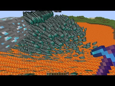 Mining Diamonds with Fortune Level 200000 (ABOVE MAX LEVEL)