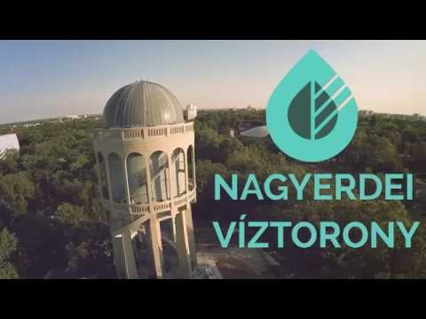 Travel Guide Debrecen, Hungary - Nagyerdei Water Tower