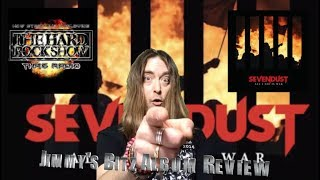 Sevendust - All I See Is War (Jimmy's Bitz Album Review)