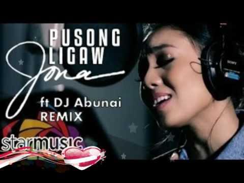 JONA ft DJ Abunai   Pusong Ligaw REMIX