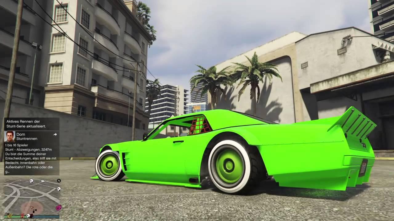 Declasse Drift Tampa Tuning! / GTA 5 Online / Cunning Stunts DLC
