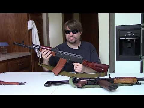 Small Caliber AK74 & AK74M - AK History Part III