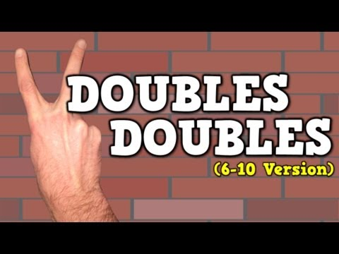 Doubles Doubles (I Can Add Doubles!)    (6-10 Version)