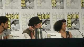 TV Guide fan favorites panel 1/2 - SDCC 2012