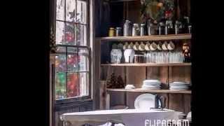 Country tarzi dekorasyon-Country tarzi Ev -Romantik country tarzi-Romantik country detaylar-ahsap